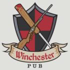 The Winchester Pub by TheBensanity