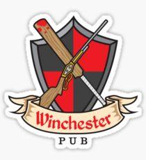 The Winchester Pub Sticker