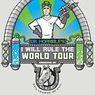 I Will Rule the World Tour by TheBensanity