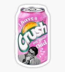 Crushin' Sticker