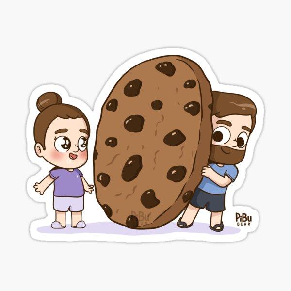 big cookie Sticker