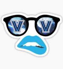 Villanova - Style 2 Sticker