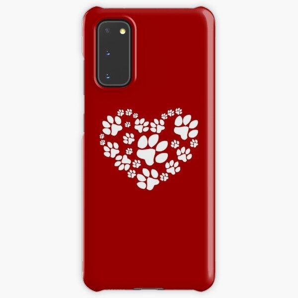 Love Paws Samsung Galaxy Snap Case