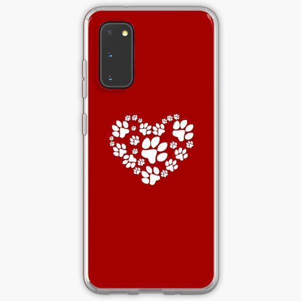 Love Paws Samsung Galaxy Soft Case