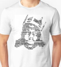 Biggie It Was All A Dream (White) Unisex T-Shirt