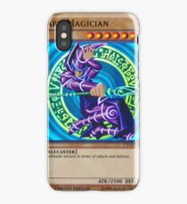 Dark Magician iPhone Case/Skin