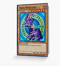 Dark Magician Greeting Card
