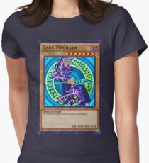 Dark Magician Womens Fitted T-Shirt