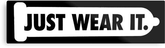 just wear it