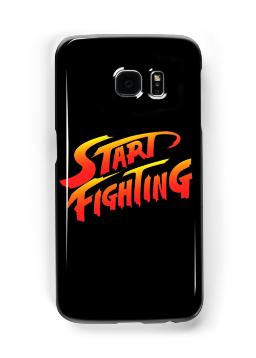 Start Fighting by tshirtbaba