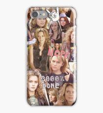 peyton sawyer collage iPhone Case/Skin