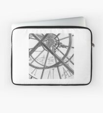 Clock Tower Laptop Sleeve