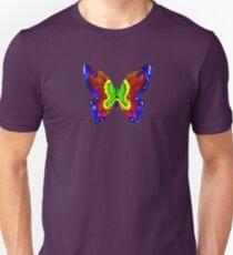 nick mason butterfly tee Slim Fit T-Shirt