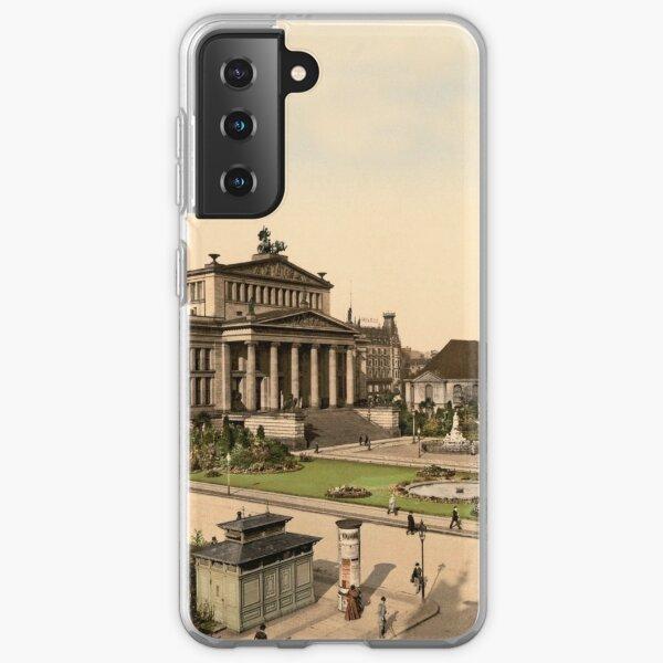 Gendarmenmarkt in Berlin Samsung Galaxy Flexible Hülle