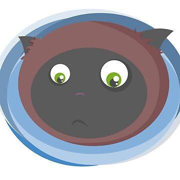 Cat Face by afifsohaili