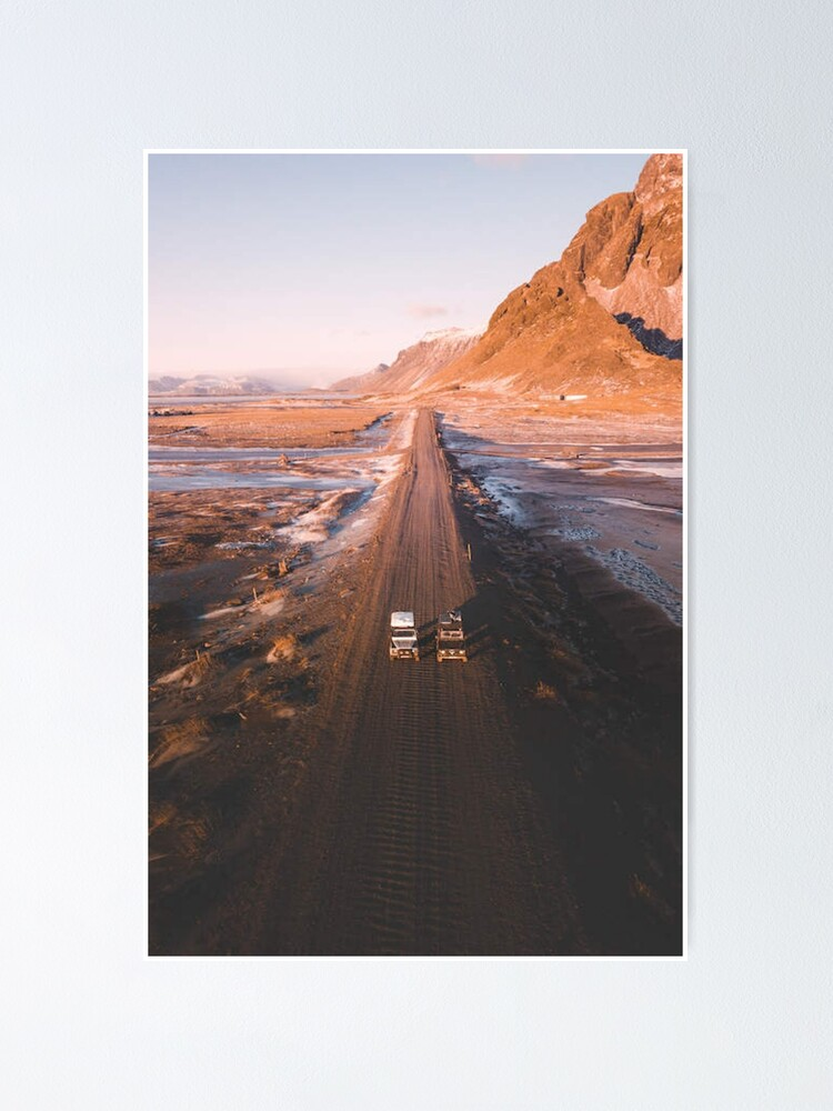 Alternate view of Two For The Road Poster