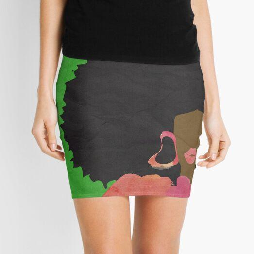 AFROLICIOUS 1.0 Mini Skirt