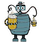 Beer Bot by SurlyAmy