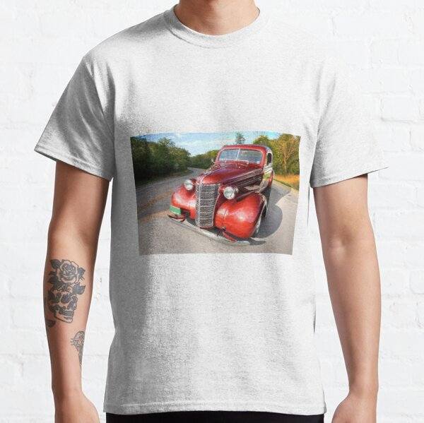 1938 Chevy Business Coupe in the Country Classic T-Shirt