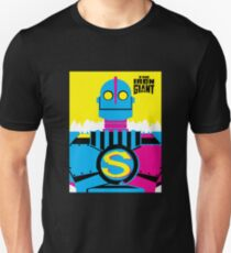 The Iron Giant - CMYK Unisex T-Shirt