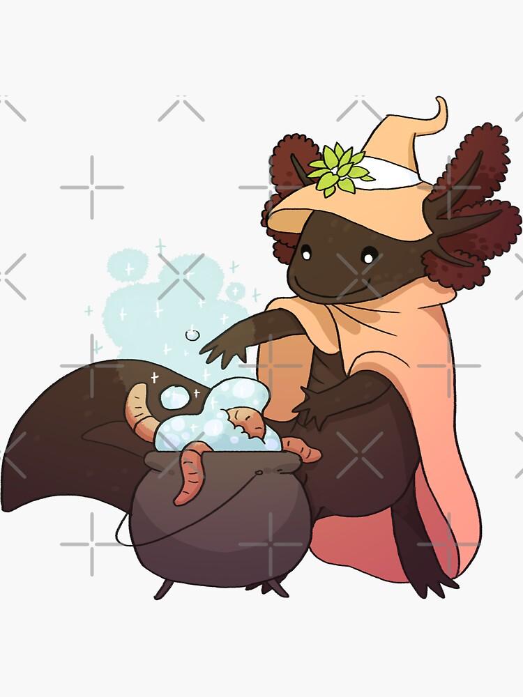 Axolotl - Fen de petakov-kirk