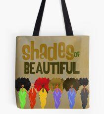SHADES OF BEAUTIFUL Tote Bag