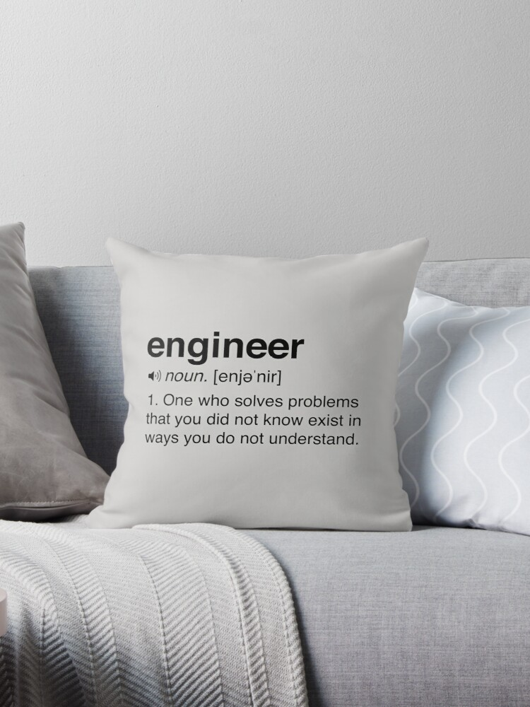 Funny Engineer Definition by careers