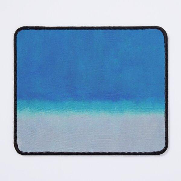 Mark Rothko  Blue and white ,mark rothko painting#2 Mouse Pad