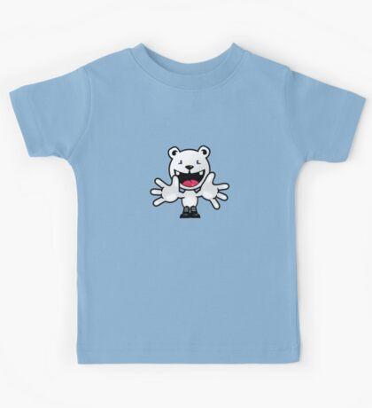 Hello Polar Bear VRS2 Kids Clothes