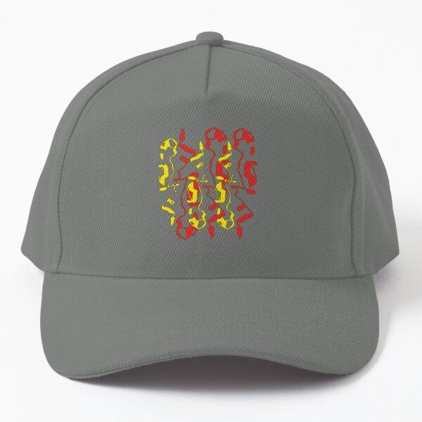 Frizzle Sticks Primary Baseball Cap