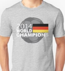 2014 World Cup Soccer Champions Germany T-Shirt