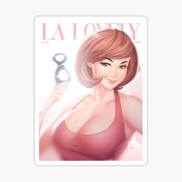 La Lovely - Helen Cover Deluxe Sticker