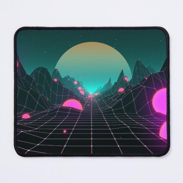 Retrowave 2 Mouse Pad