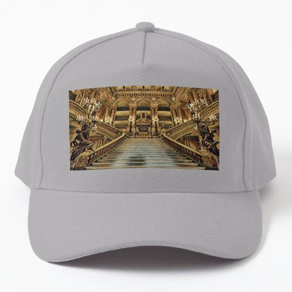 Palais Garnier Grand Staircase Baseball Cap