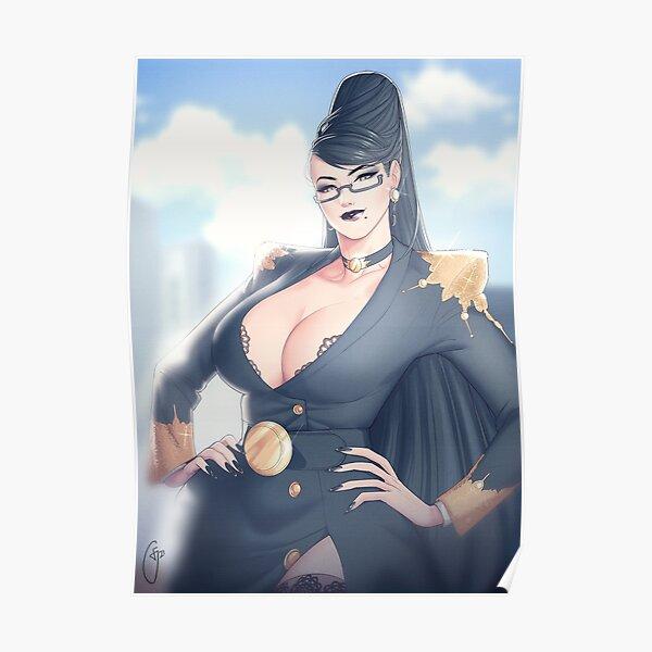 La Lovely - Bayonetta Cover No Text Poster