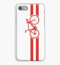 Bike Stripes Austria iPhone Case/Skin