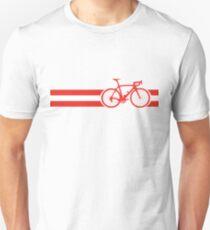 Bike Stripes Austria T-Shirt