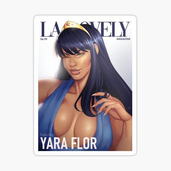 La Lovely - Yara Flor Cover Sticker