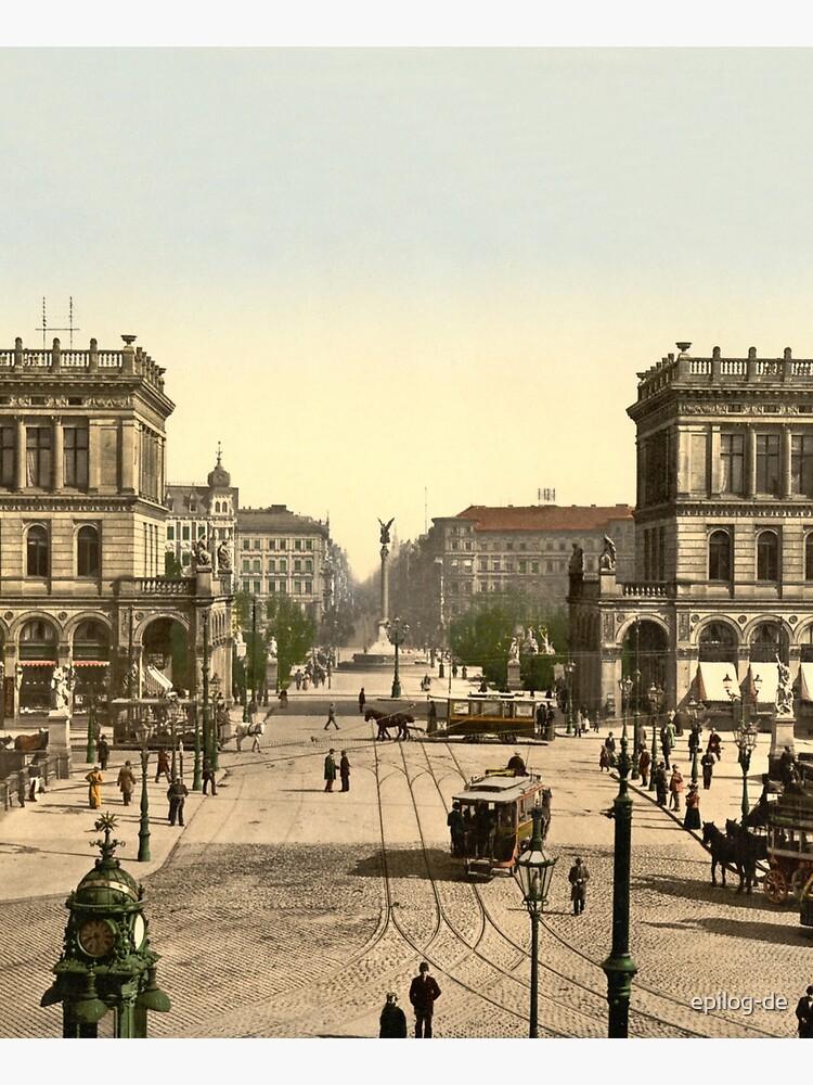 Hallesche Tor in Berlin von epilog-de