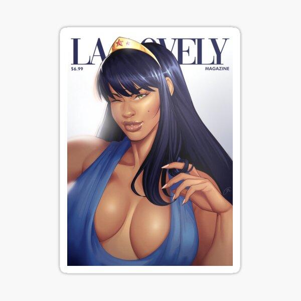 La Lovely - Yara Flor Cover Deluxe Sticker