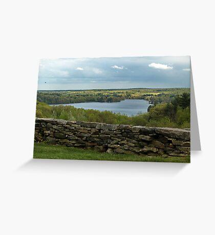 Waters Farm Greeting Card
