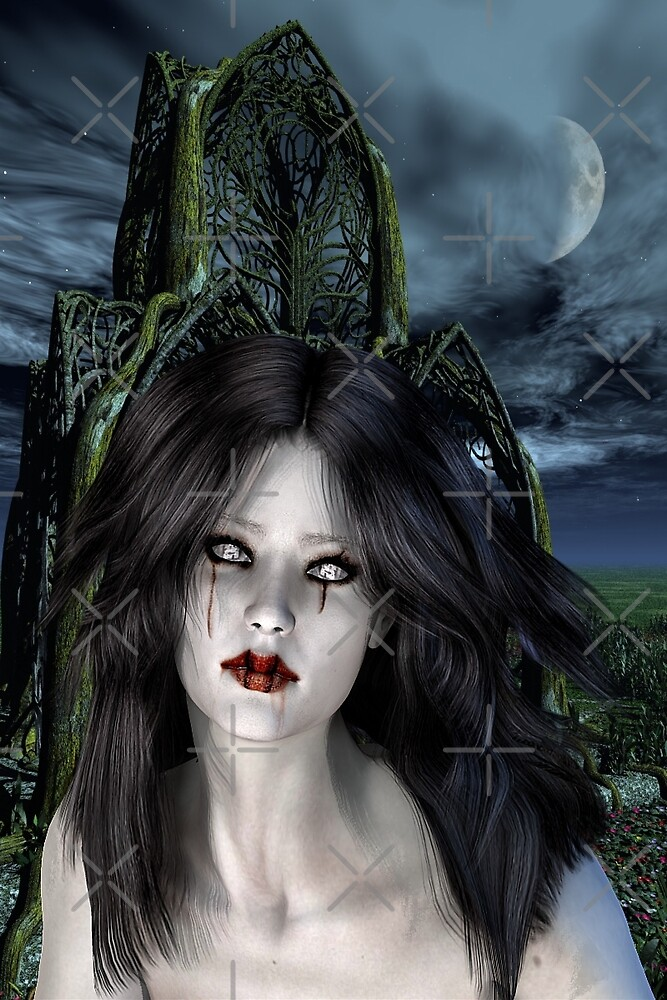 Mistress of the night by LoneAngel