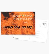 Leistungsstarke Zitate Postkarten