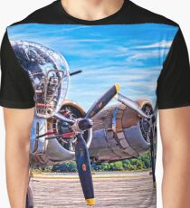 Flying History Graphic T-Shirt