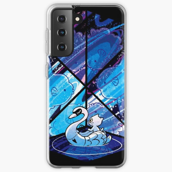 Kaleidoscopic Aquarium Samsung Galaxy Soft Case