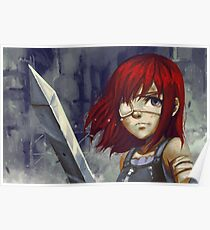 Little Erza Poster