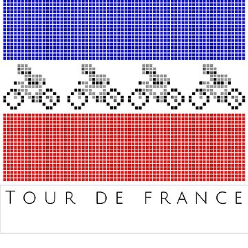 PIXEL8 | Power Station | Tour de France by 8eye