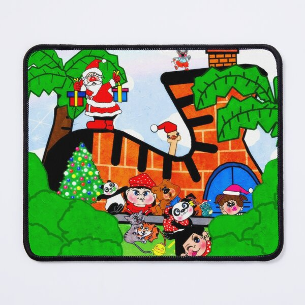 Magical world  Mouse Pad
