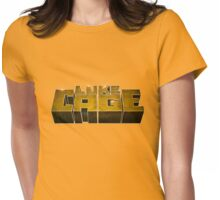 Luke Cage - m Womens Fitted T-Shirt