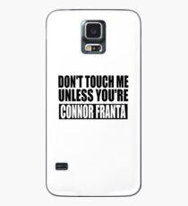 don't touch- CF Hülle & Skin für Samsung Galaxy